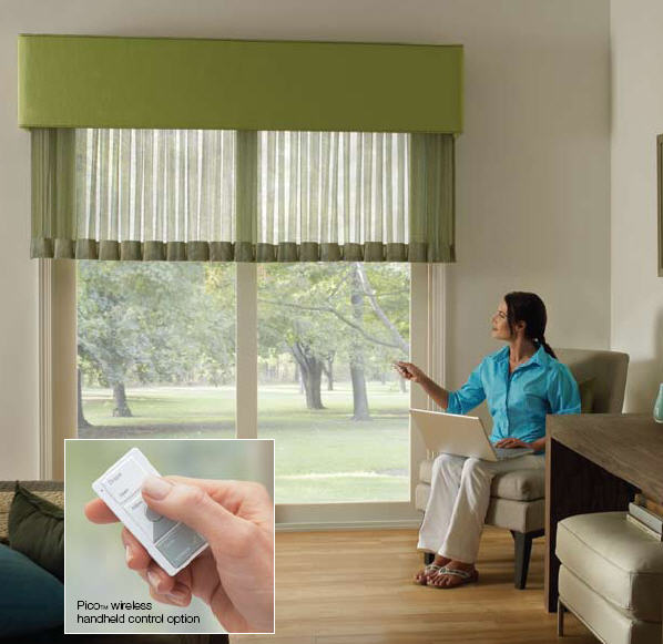 Motorization d finition what is for Bali motorized blinds programming