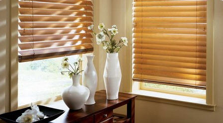 vs country douglas wood blinds shutters woods real hunter etc faux